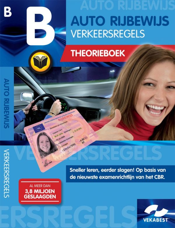 Verkeerstheorie rijbewijs B